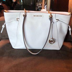 NWT Authentic Michael Kors LG Nicole Grab Bag